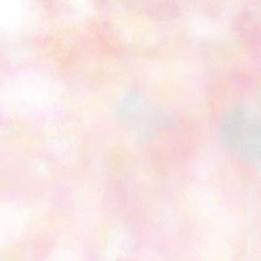 Tie dye _  multi color faded bleacher