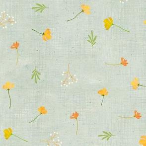 floral meadow mint