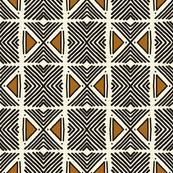 Tribal Black Motif