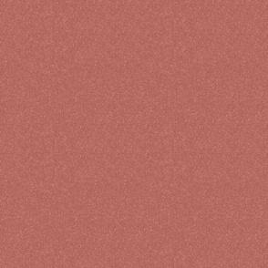 fall linen fabric - faux linen -  redwood