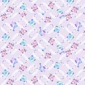 Cute Purple kawaii game