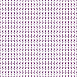 Petite purple penis