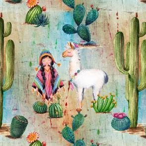Lucias Llama