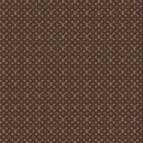 Brown LV logo