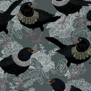 RUTH BADER GINSBIRD gray