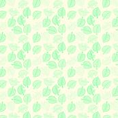 Green on Cream Crossing