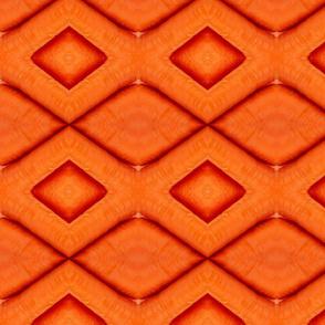 Shining orange