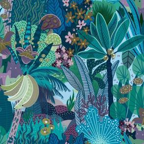 Enchanted tropics