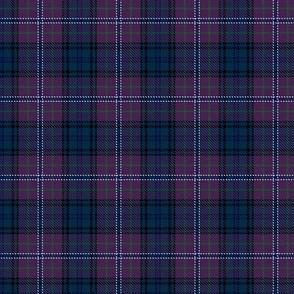 Scotland Forever Tartan Varietion