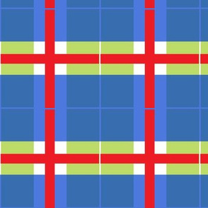 Old Time  Plaid