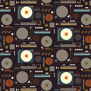 Bauhaus Records Dark - Smaller