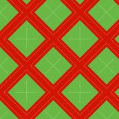 Christmas Argyle 1