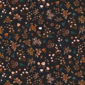 Darlene Floral Ditsy autumn S
