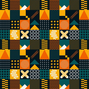 Geometric Basic Pattern