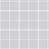 gray diagonal stripes on white