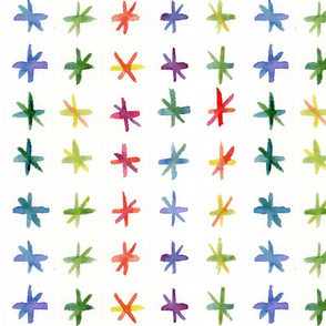 ombre asterisk