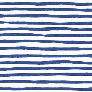 Sunshine stripes - blue