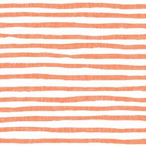 Sunset Stripe - orange