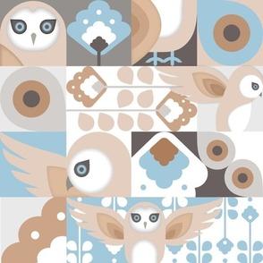 Outstanding owl