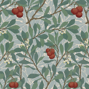 William Morris ~ Arbutus ~ Original