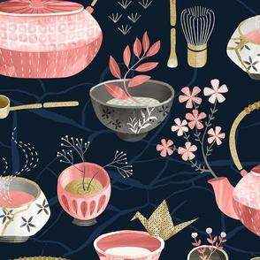 Japanese Tea Time Dream