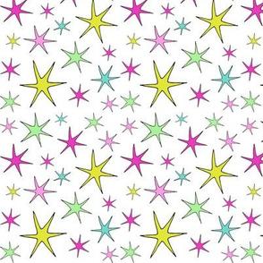 Stars Multicolor