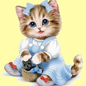 Dorothy the cat