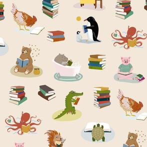 Animal Readers - CREAM