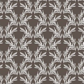 Foliage in Brown