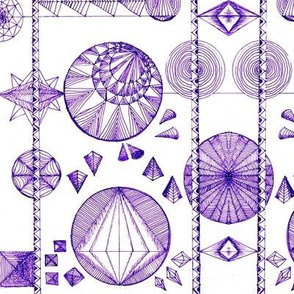 Geometric -tiled