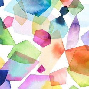 Colorful geometric crystals Jumbo