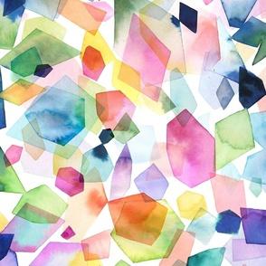 Colorful geometric crystals Big