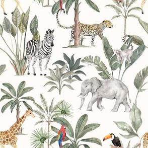 Tropic Jungle