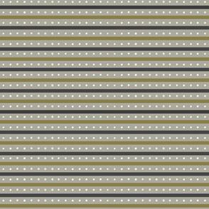 Chunky Yellow Stripes