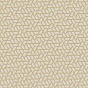 Geometric Pattern: Aperture: Sandstone