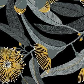 Yellow Eucalpytus large