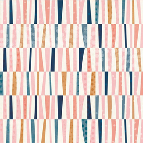 Patchwork Stripes (large)