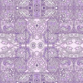 Big, Lavender, and Twisting