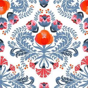 Rococo Florals