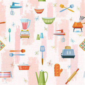 Betty's Kitchen Pink