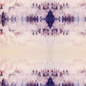 bosque lila
