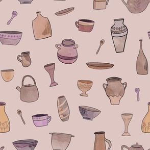 Pottery Collection - Large