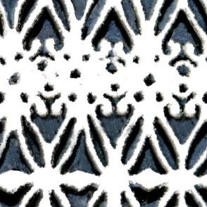 Openwork lattice s5