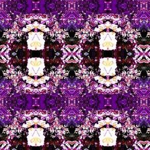 Screens of Leafy Loops on Purple