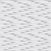 WATERCOLOR STRIPES • GREY / WHITE