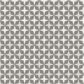 Geometric Pattern: Diamond Star: Portland