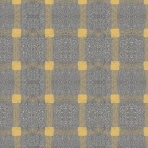 "Yellow Gray TeSQ -4"""