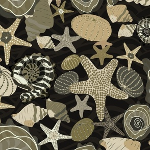 Under the Ocean Waves-Mushroom Palette-Dark
