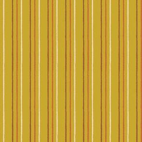 Ochre stripes blender