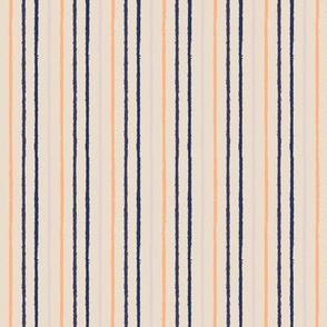 Stripes blender // beige background